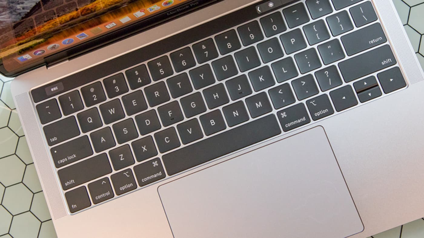 Apple is also making the computers' keyboards out of a different material to fix typing issues