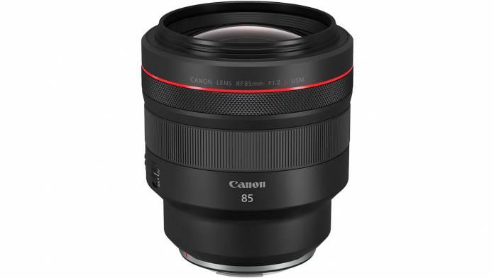 Canon RF 85 mm F/1.2L USM