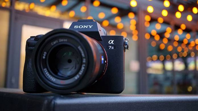 Sony now holds the number 2 spot n the global digital camera market