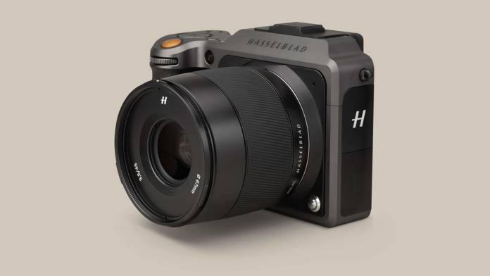 Hasselblad's X1D II
