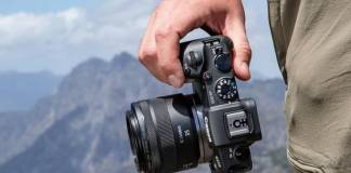 Canon in-body stabilization could be coming to the company's full frame mirrorless cameras