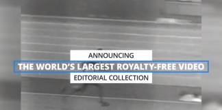 Pond5 has announced a new collections of royalty-free editorial clips