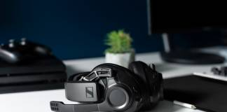Sennheiser's GSP 670 can last up to 16 hours on a single charge
