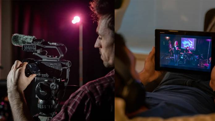 Sony upgrades the HXR-NX80 and PXW-Z90 with support for Simple Live Streaming