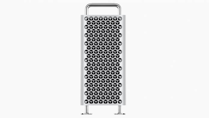 Apple's new Mac Pro.