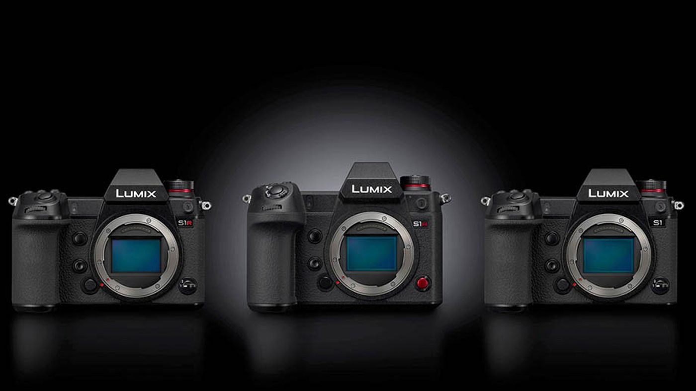 Panasonic's Lumix S1H looks like an upgraded S