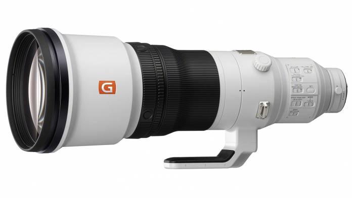 FE 600mm F4 GM OSS