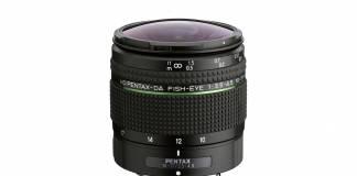 HD PENTAX-DA FISH-EYE 10-17mm F3.5-4.5 ED