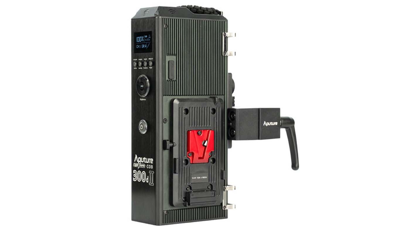 300d Mark II control box