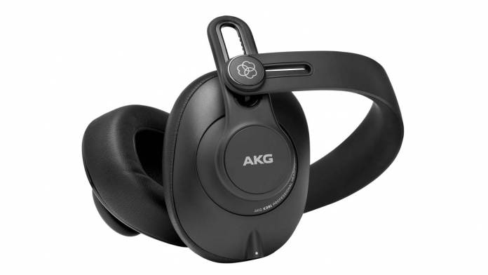 AKG K361 and K371 headphones have been announced