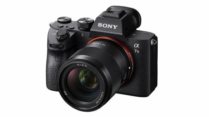 Sony announces its full-frame FE 35mm F1.8 Lightweight Prime lens