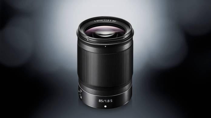 Nikon announces the NIKKOR Z 85mm f/1.8 S