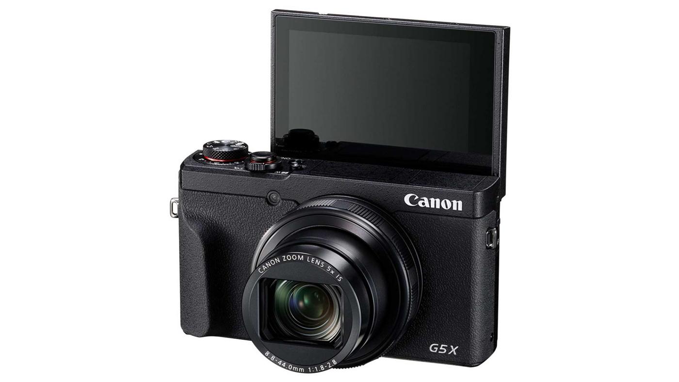 PowerShot G-Series G5X Mark II