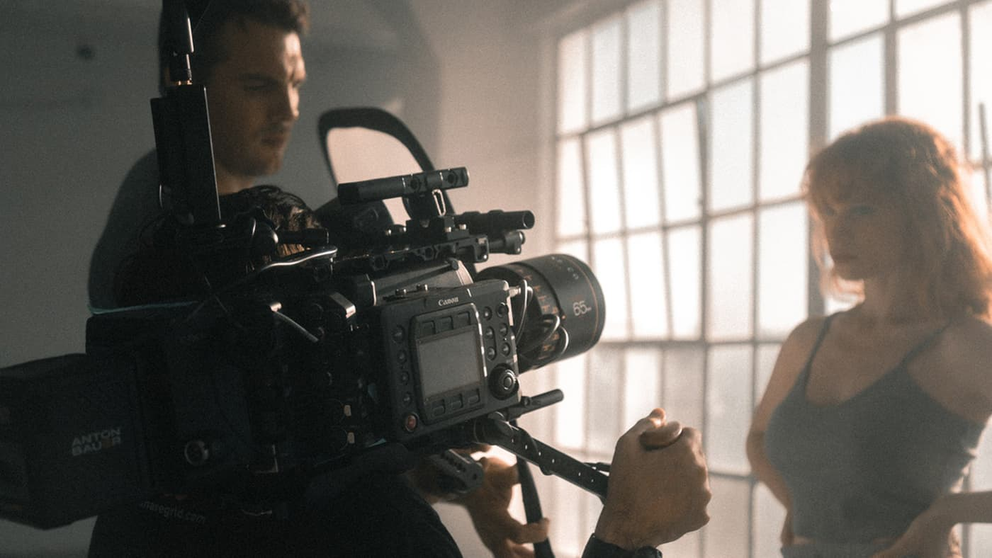 Cinematography 101 — Telling stories visually