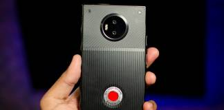 RED's working on a Hydrogen Two smartphone