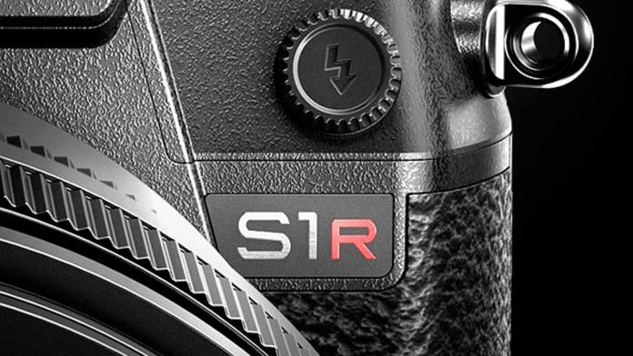 Panasonic's S1R close shot