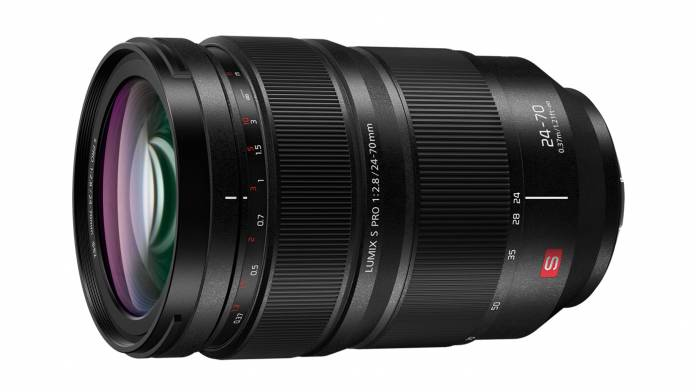 Panasonic this week revealed new lenses for the LUMIX S1H and other mirrorless cameras