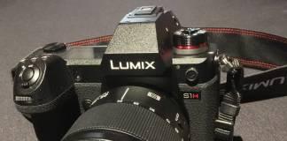 Panasonic's Lumix S1H close shot