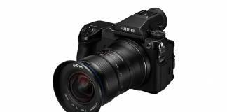 LAOWA 17mm f/4 Ultra-wide GFX Zero-D lens