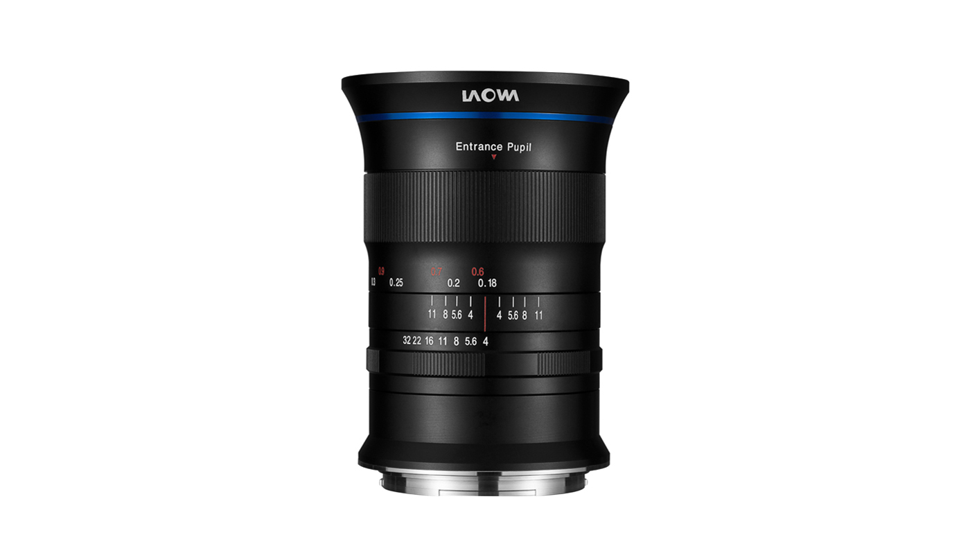 """LAOWA claims the 17mm f/4 Ultra-wide GFX Zero-D lens is the """"world's widest native lens"""""""
