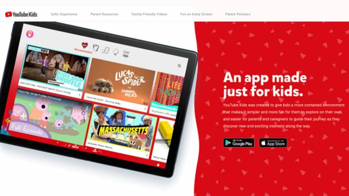 YouTube launches YouTube Kids website