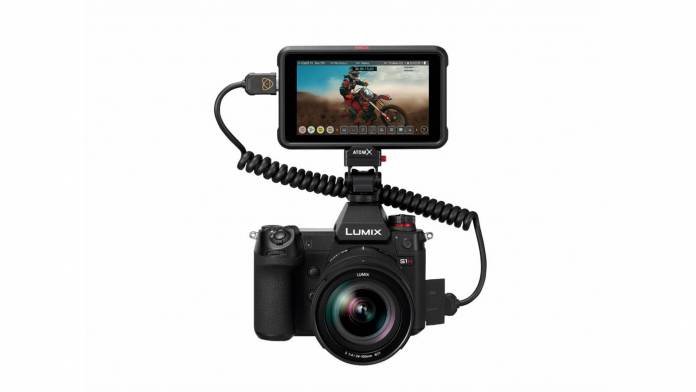Panasonic announced more about S1H firmware update