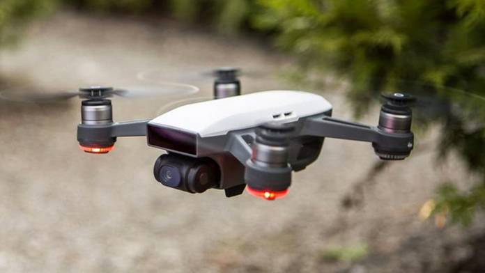 The DJI store has gone through some major changes