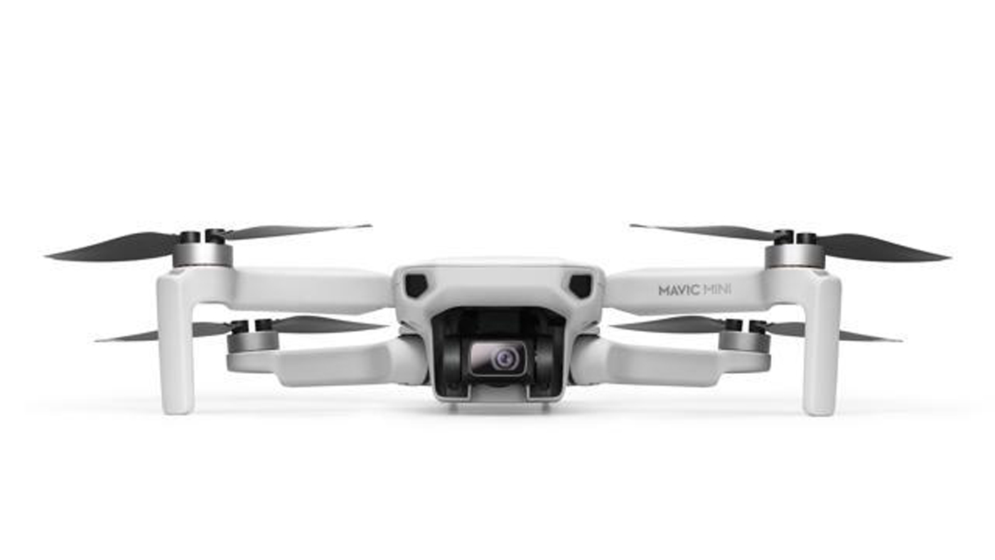 DJI Mavic Mini leaked image