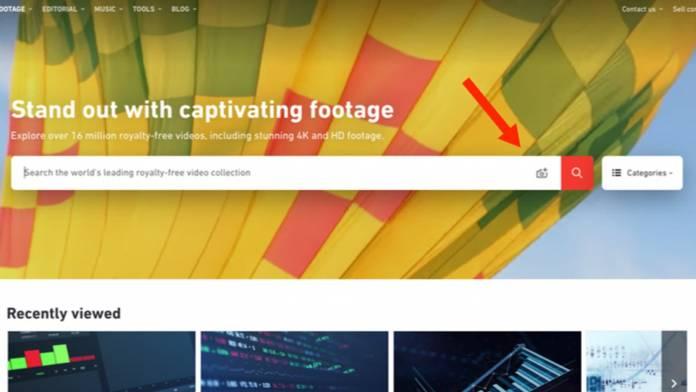 Shutterstock Reverse Image Search