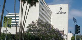 Image of the SAG-AFTRA building