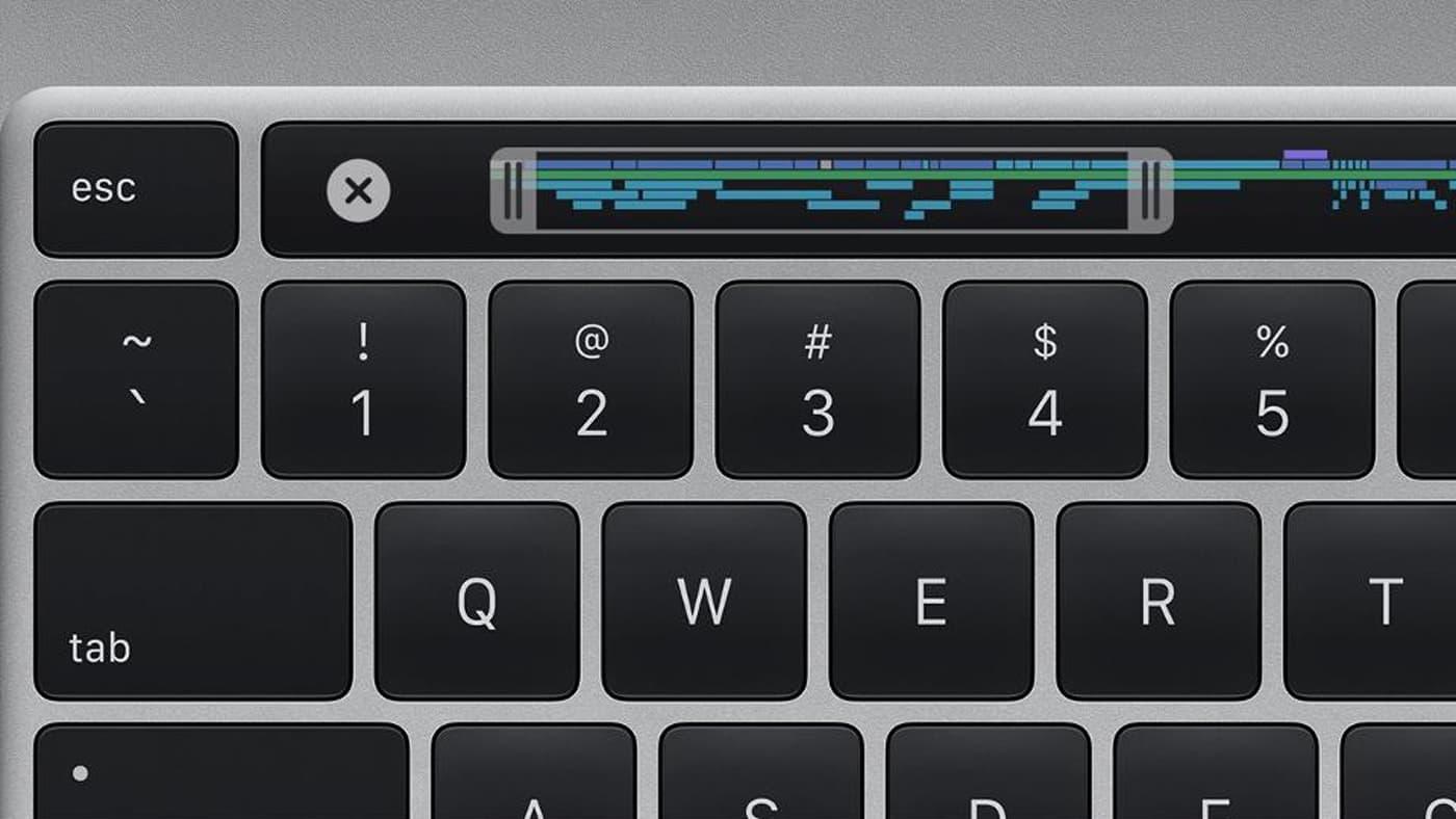 Apple MacBook Pro 16-inch Magic Keyboard