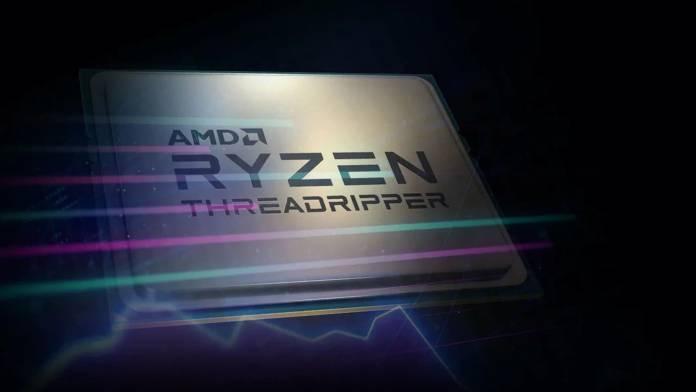 3rd Gen AMD Ryzen Threadripper desktop processors