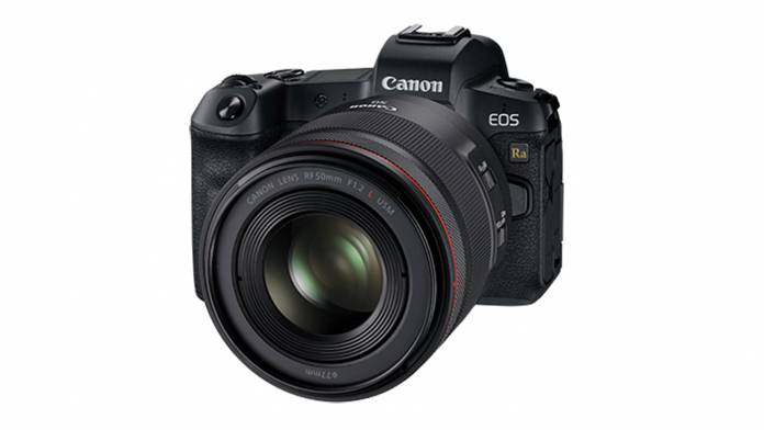 Canon announces the EOS Ra