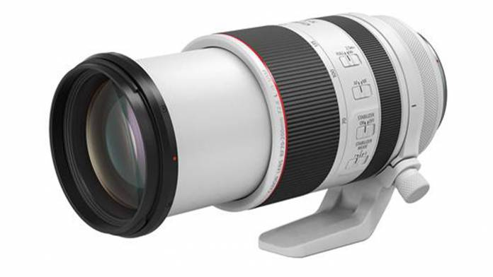 Canon is working to fix the RF 70-200mm focusing issue
