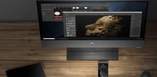 HP Envy 32 desk
