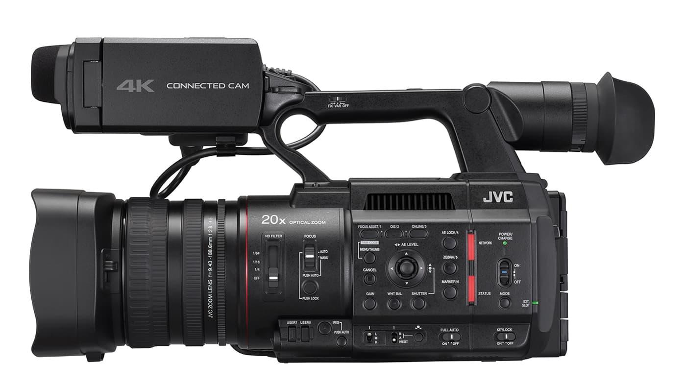 JVC Pro GY-HC500