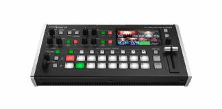 Roland announces the V-8HD HD switcher