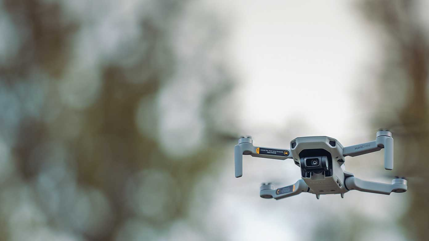 The best drones for aerial video — 2021