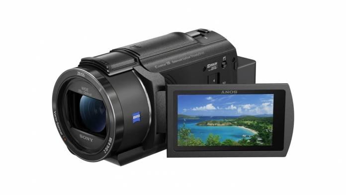 Sony FDR-AX43/B