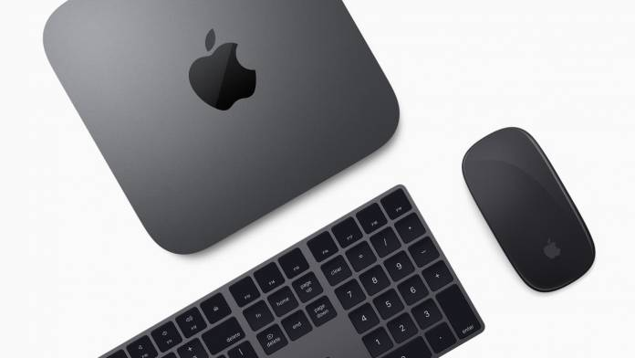 Apple Mac Mini base is now a 256gb ssd