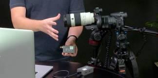 Multicamera setup streaming setup