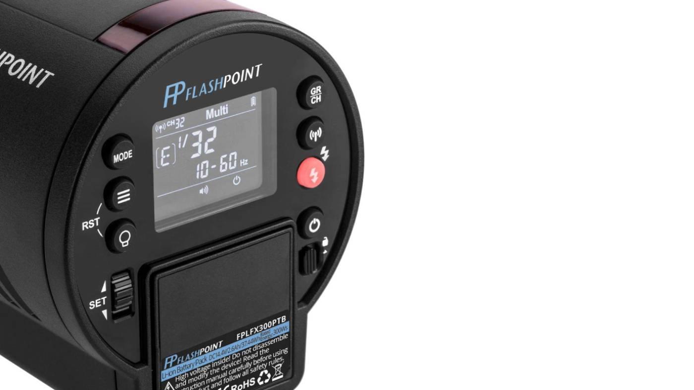 Flashpoint XPLOR 300 back