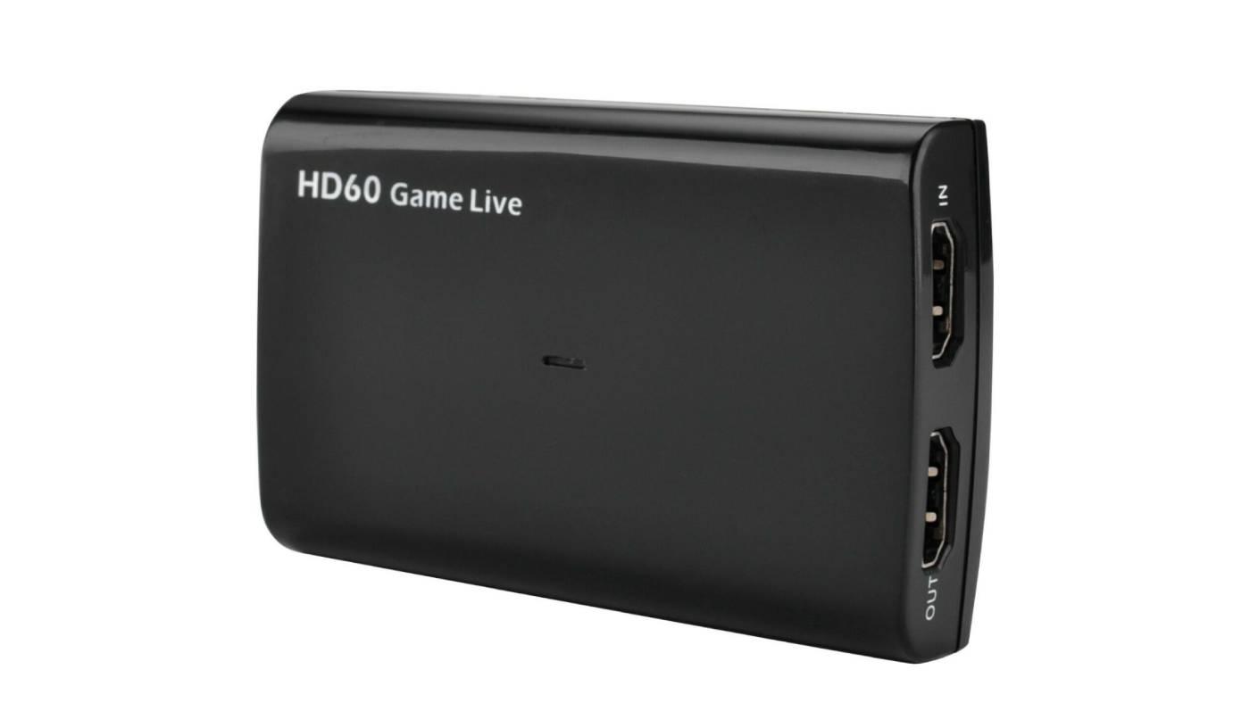 EZCAP USB3.0 4K HDMI game video capture card