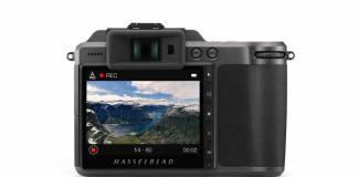 The Hasselblad X1D II 50C and 907X can now record video
