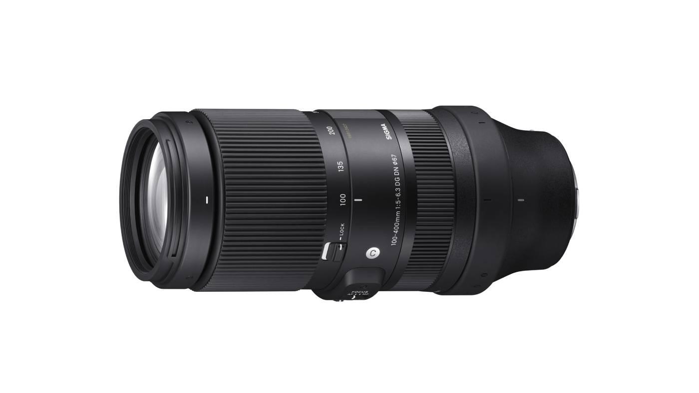 Simga 100-400mm F5-6.3 DG DN OS Contemporary telephoto lens