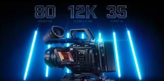 Blackmagic Design announced the URSA Mini Pro 12K