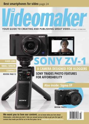 Videomaker September 2020 - October 2020 Magazine Issue
