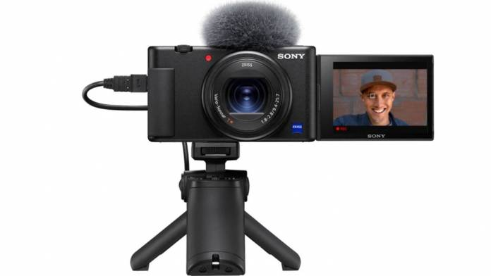 Sony announces Imaging Edge Webcam