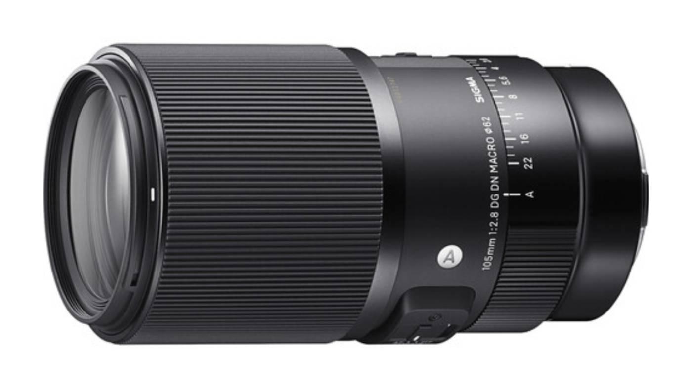 Sigma 105mm f/2.8 DG DN Macro lens