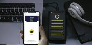 G-Technology ArmorLock looks to change data security